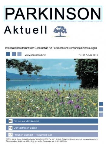 Parkinson Aktuell 2016-06-01 00:00:00 Parkinson Attualitá